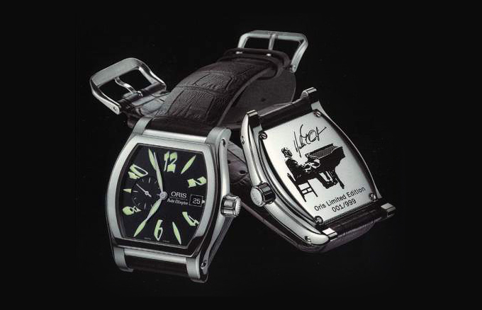 «Duke Ellington Watch Limited Edition» Oris