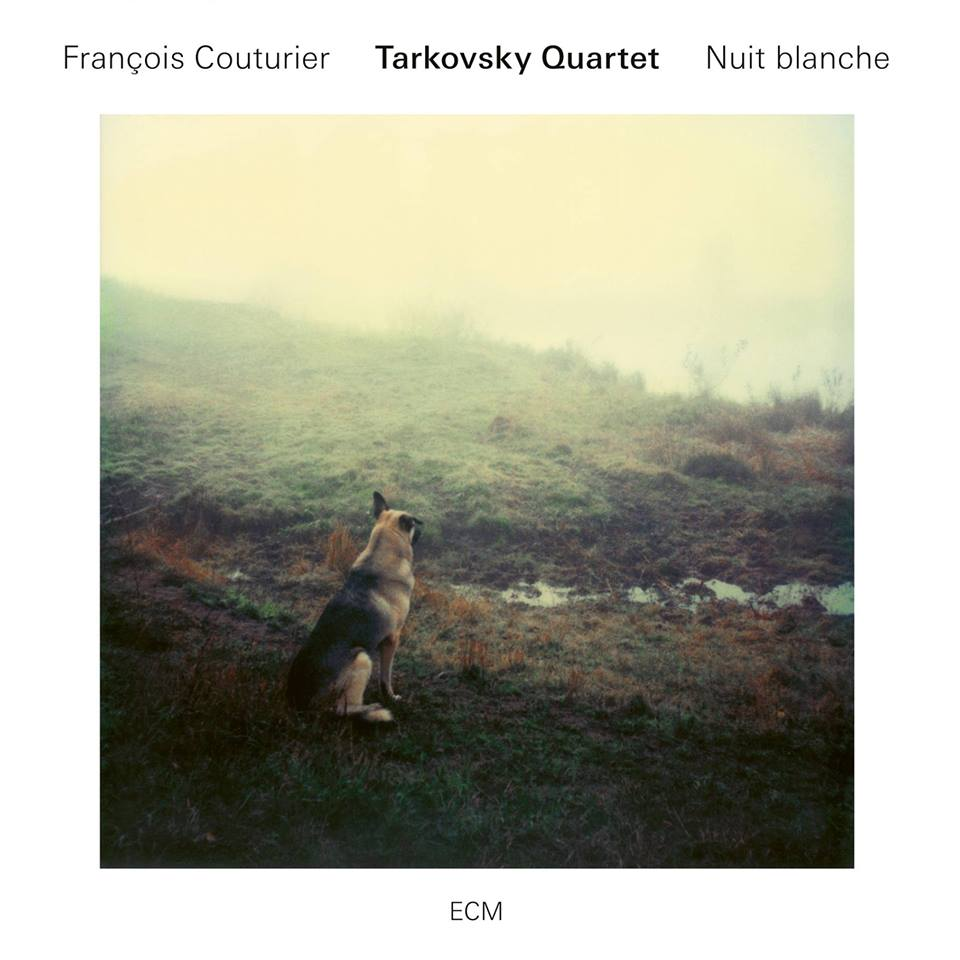 Обложка альбома «Nuit Blanche» Tarkovsky Quartet (2017)