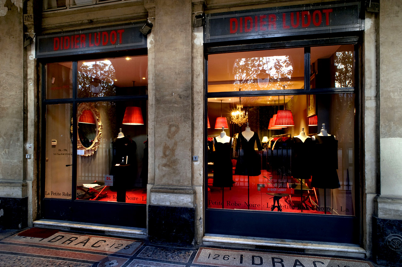 Магазин-салон Didier Ludot