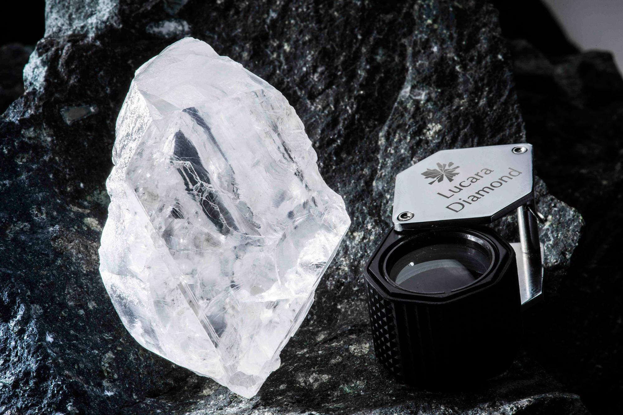 Алмаз «Lesedi la Rona»