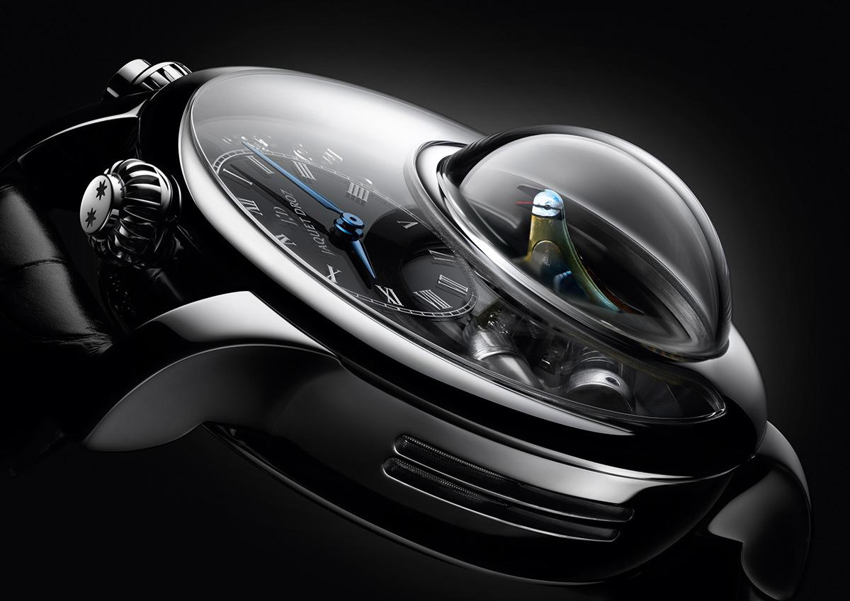 Jaquet Droz / «The Charming Brid» / Grand Prix d'Horlogerie