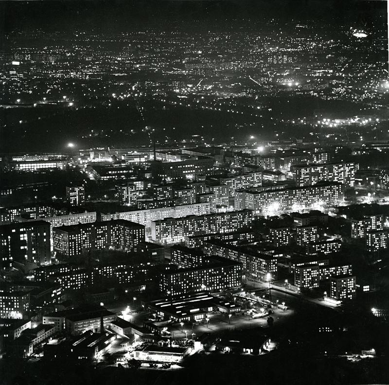 Леонид Лазарев. Москва — огни окон, 1967