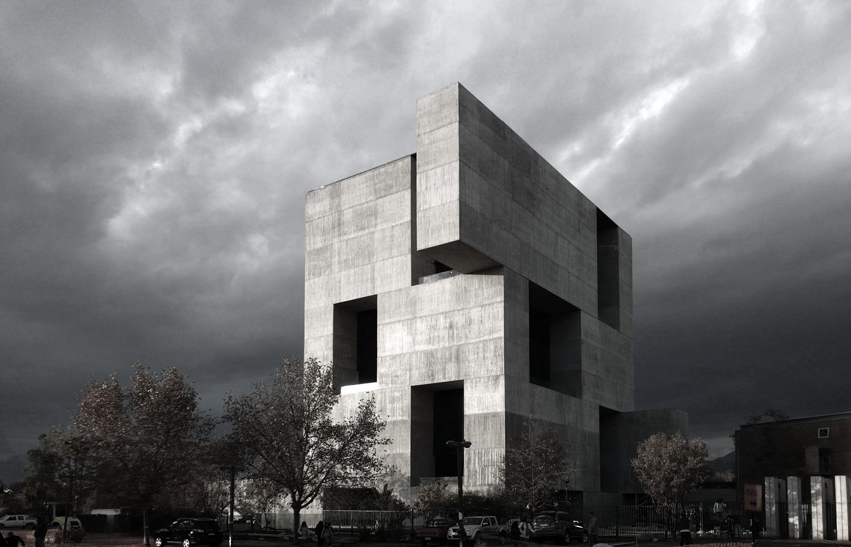 Центр инноваций Католического университета Чили в Сантьяго / pritzkerprize.com