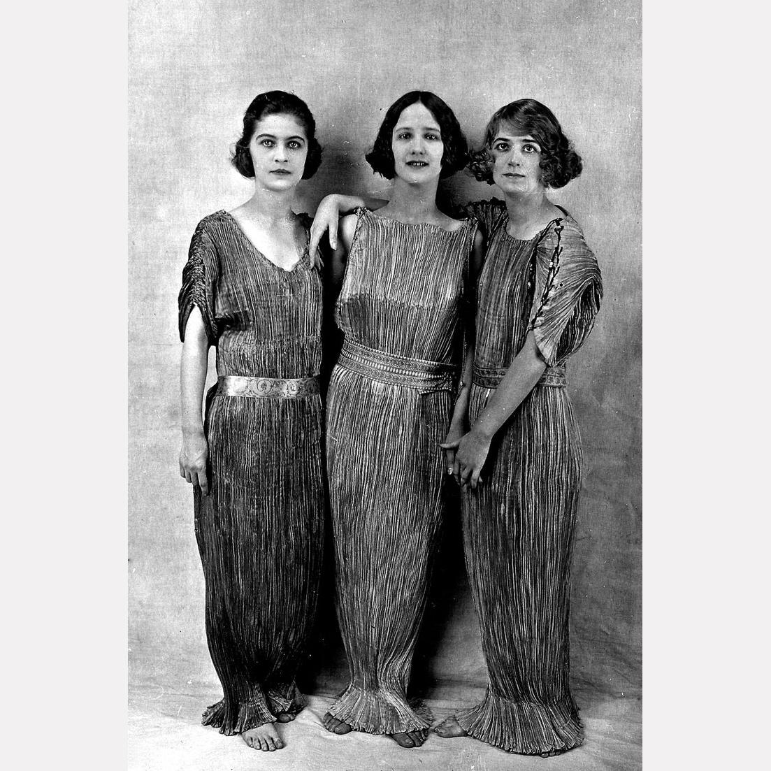 Модели Мариано Фортуни, 1920-е