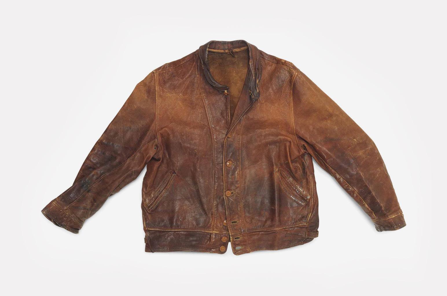 Кожаная куртка «Cossack» Альберта Эйнштейна