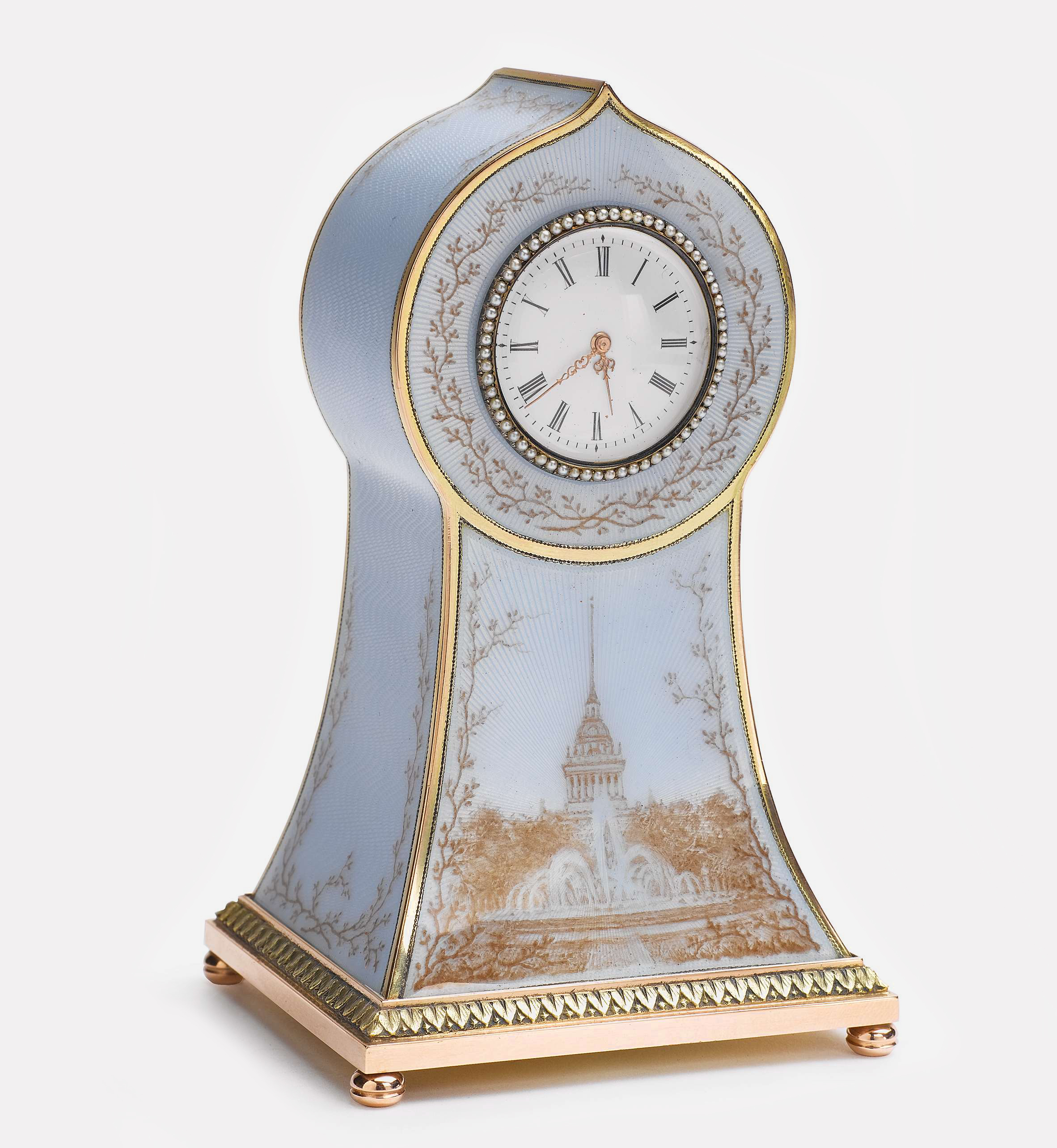 Часы «Адмиралтейские»  Fabergé