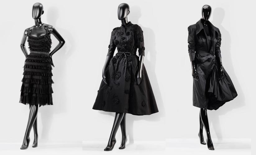 Маленькие черные платья Дидье Людо