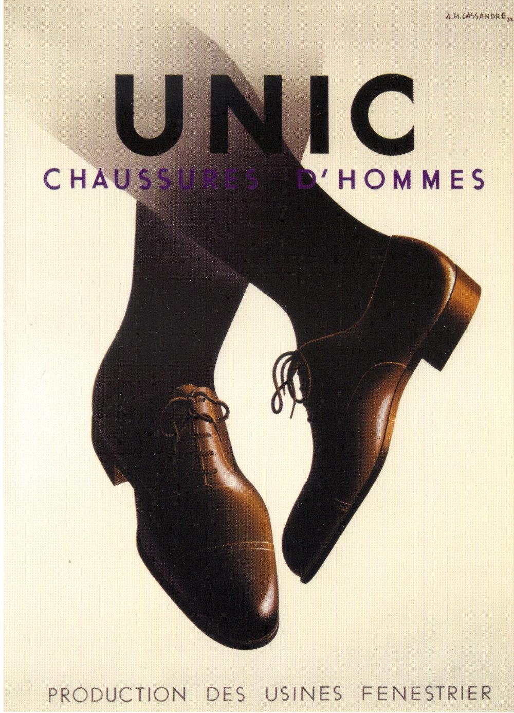 А.М. Кассандр. UNIC, 1932