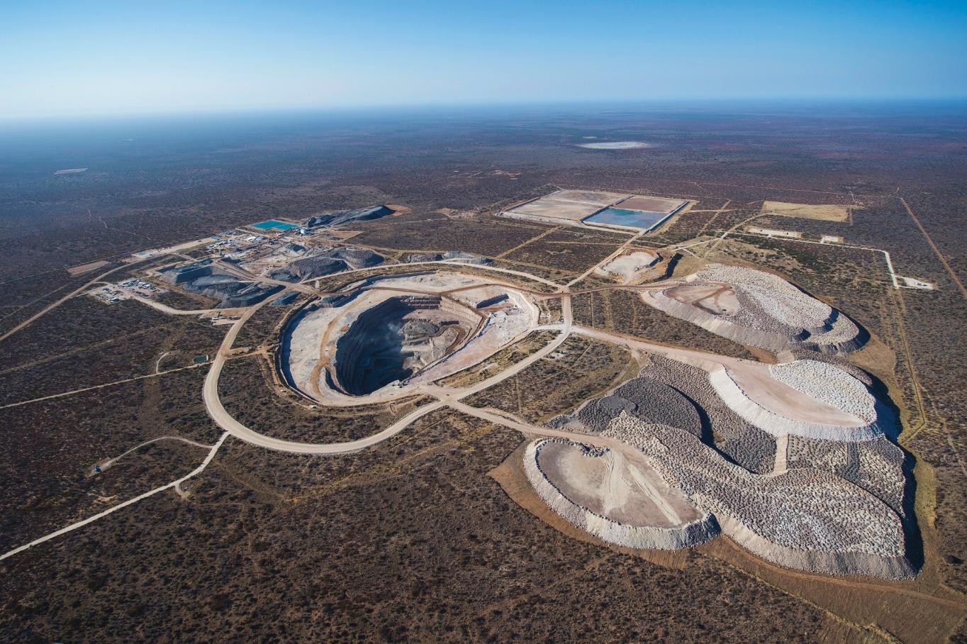 Рудник Карове