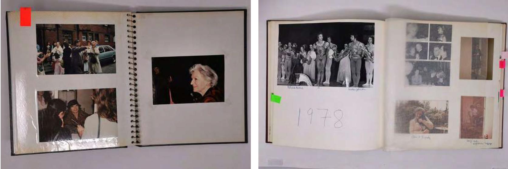 Архив Рудольфа Нуреева / Коллекция Дус Франсуа / Фото hermitagefineart.com
