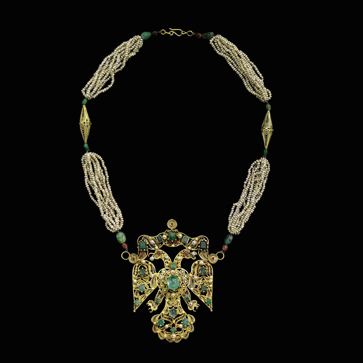 Морокканское ожерелье, 18 век, Коллекция Музеев Катара