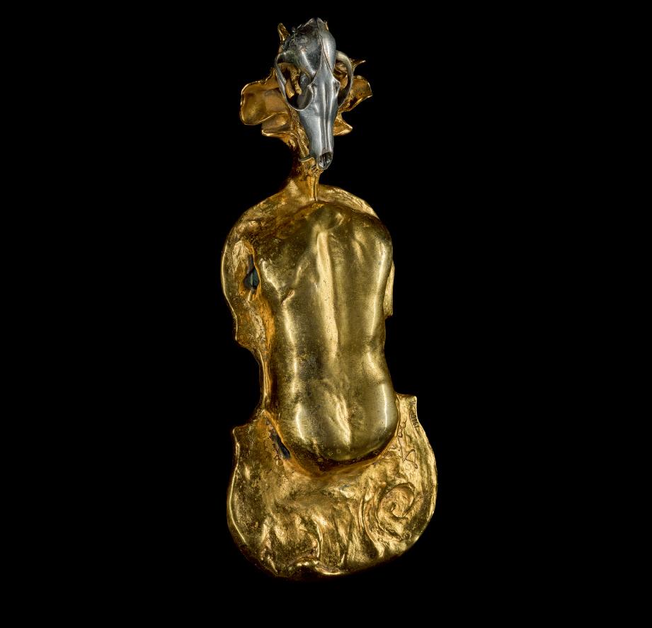 Сальвадор Дали. Скрипка Энгра, подаренная Ростроповичу художником