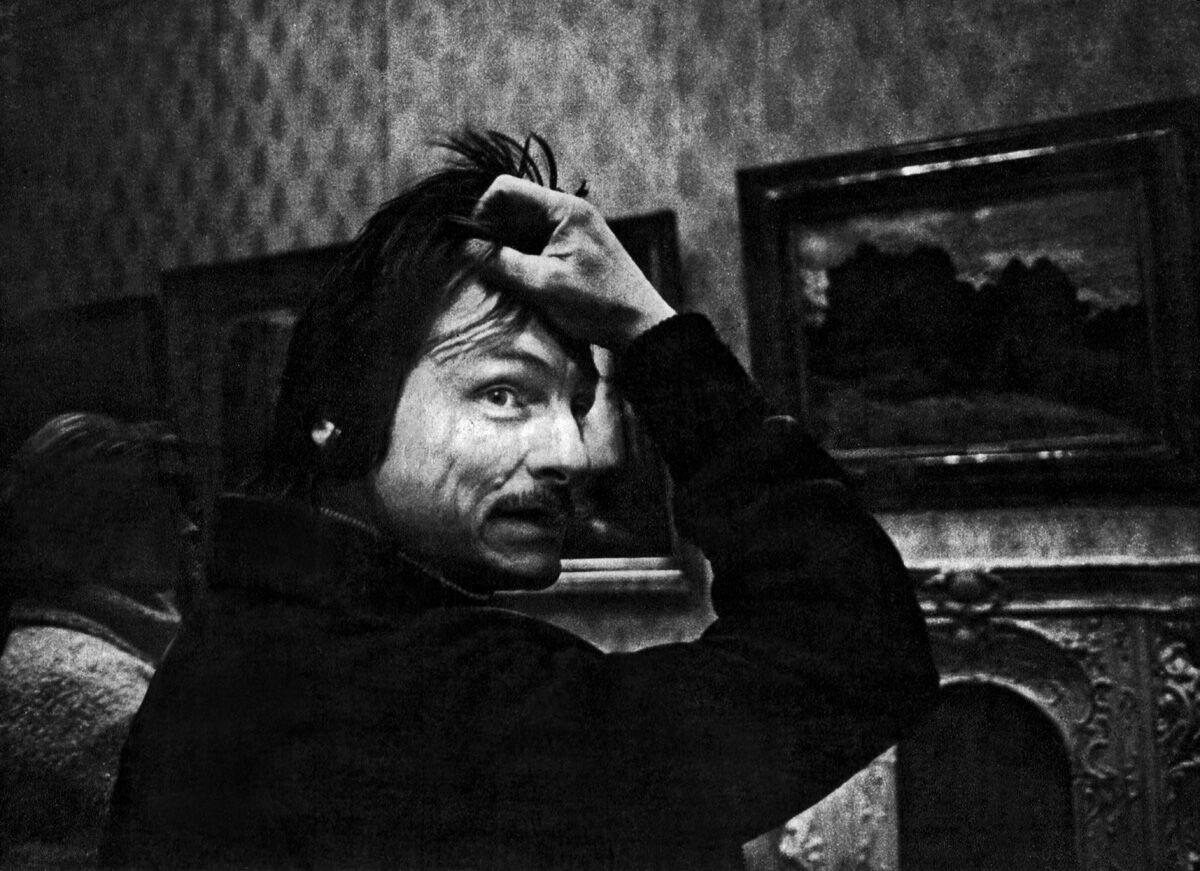 Фарид Губаев. Тарковский. Казань, 1979