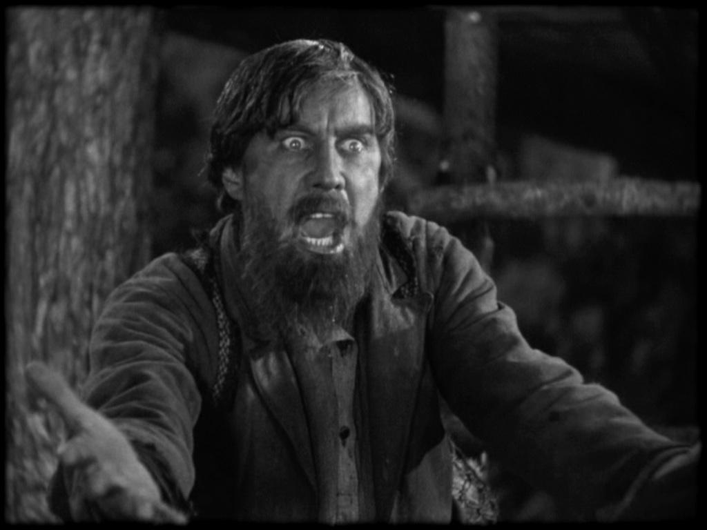 Кадр из кинофильма «Аэроград» (1935) / реж. А. Довженко