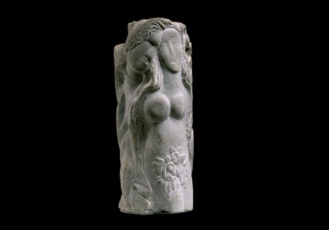 Скульптура Марка Шагала