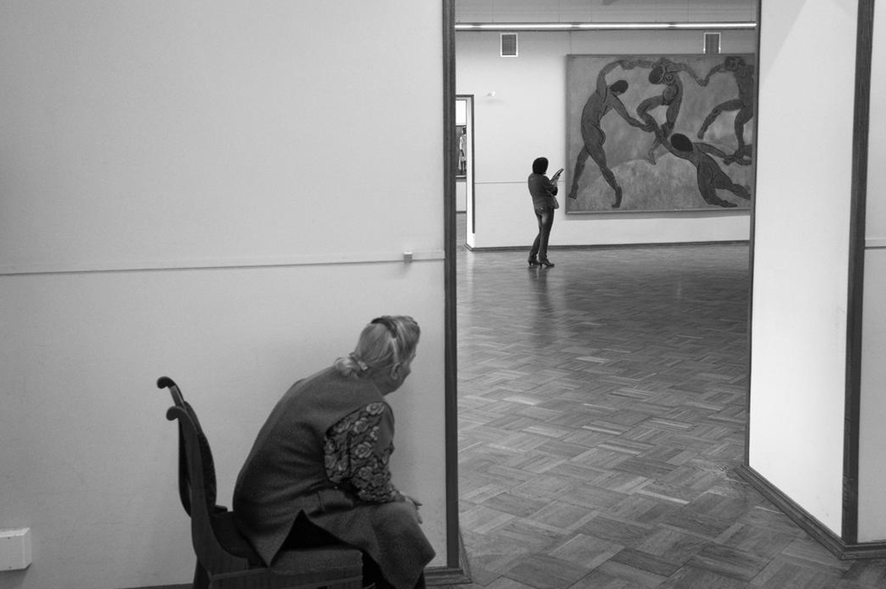 Стюарт Франклин. Матисс. Санкт-Петербург. Эрмитаж. 2010