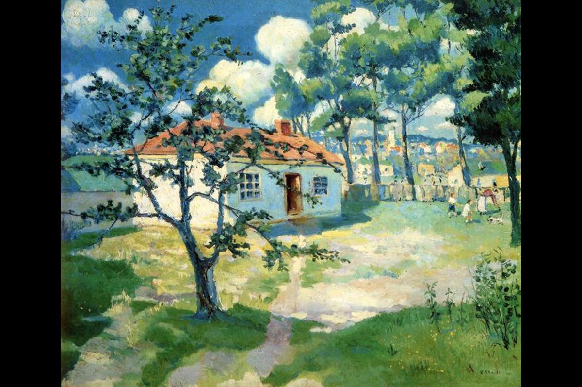 Казимир Малевич. Весна, 1929