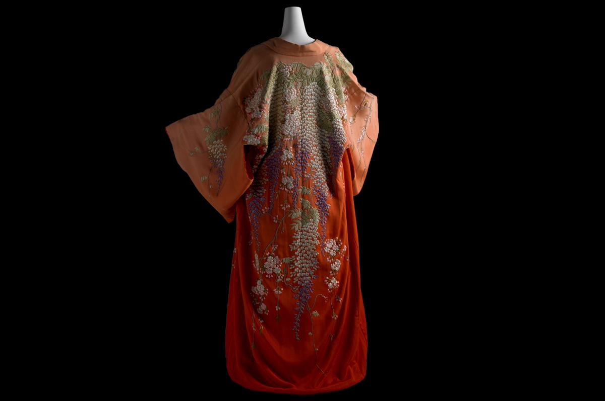Платье домашнее, Япония, 1900-е гг