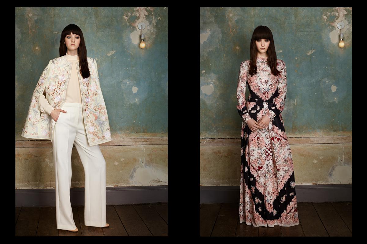 Чеховские страницы в нарядах модного дома VILSHENKO