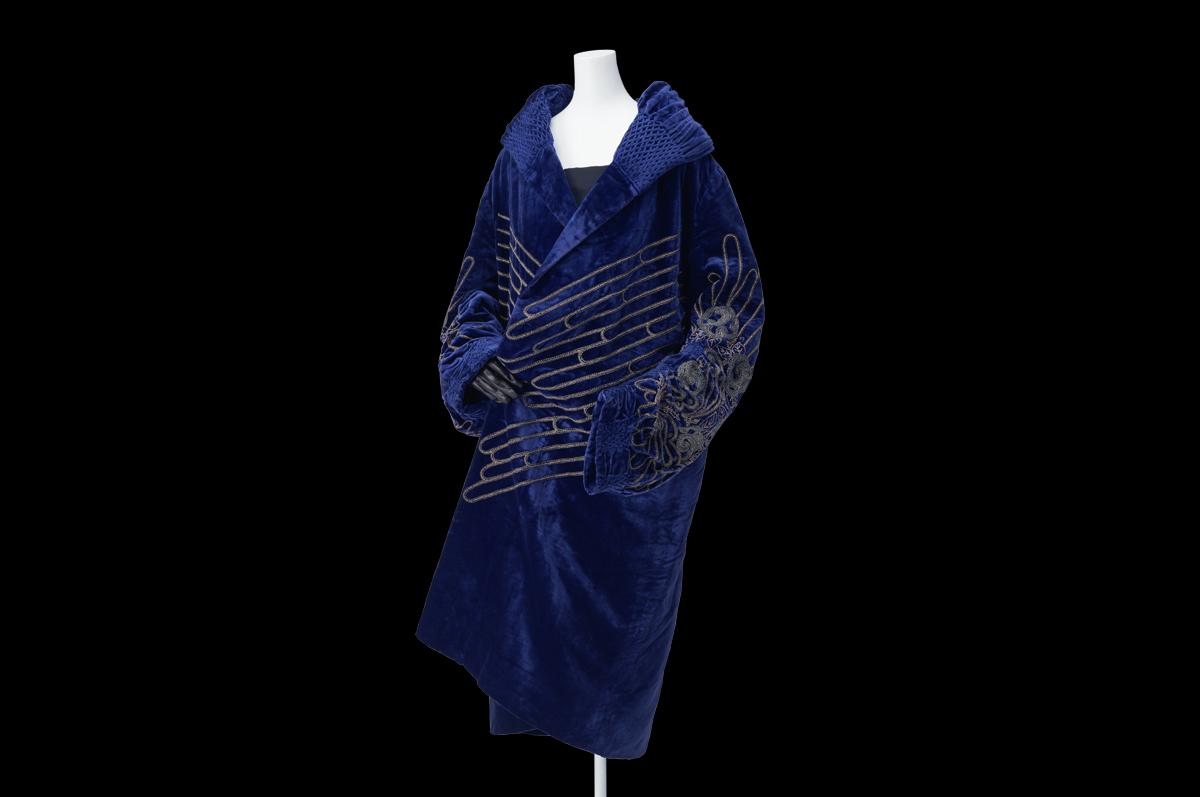 Вечернее пальто, Поль Пуаре. Вероятно Франция, ок. 1925
