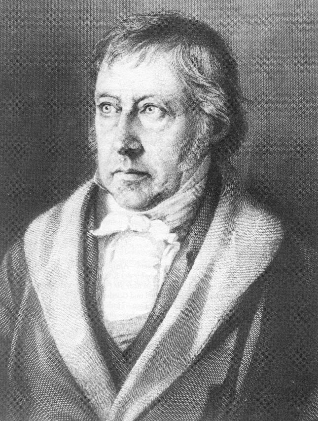georg wilhelm friedrich hegel thesis antithesis Lectures on the philosophy of world history georg wilhelm friedrich hegel no preview on the great triad---the idea as thesis, nature as antithesis.