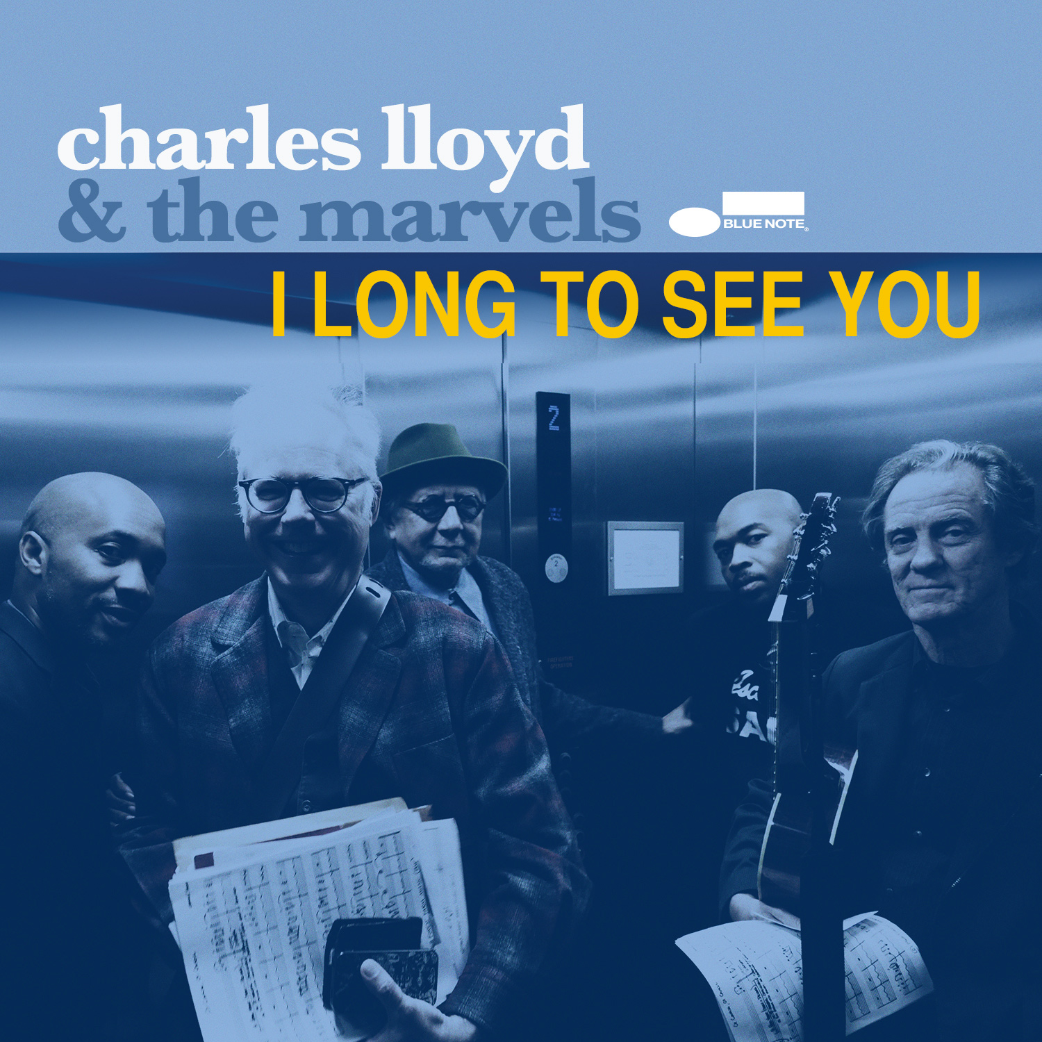 Charles Lloyd & the Marvels «I long to see you»