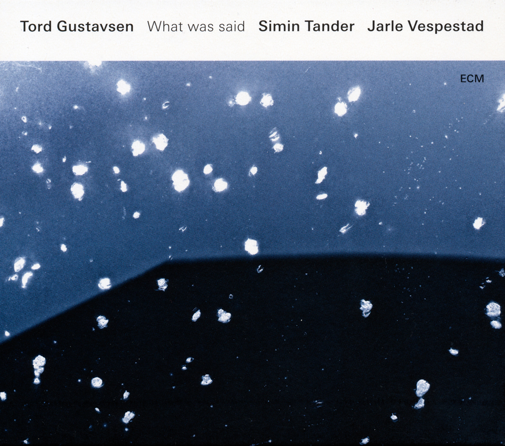 Tord Gustavsen «What was said»