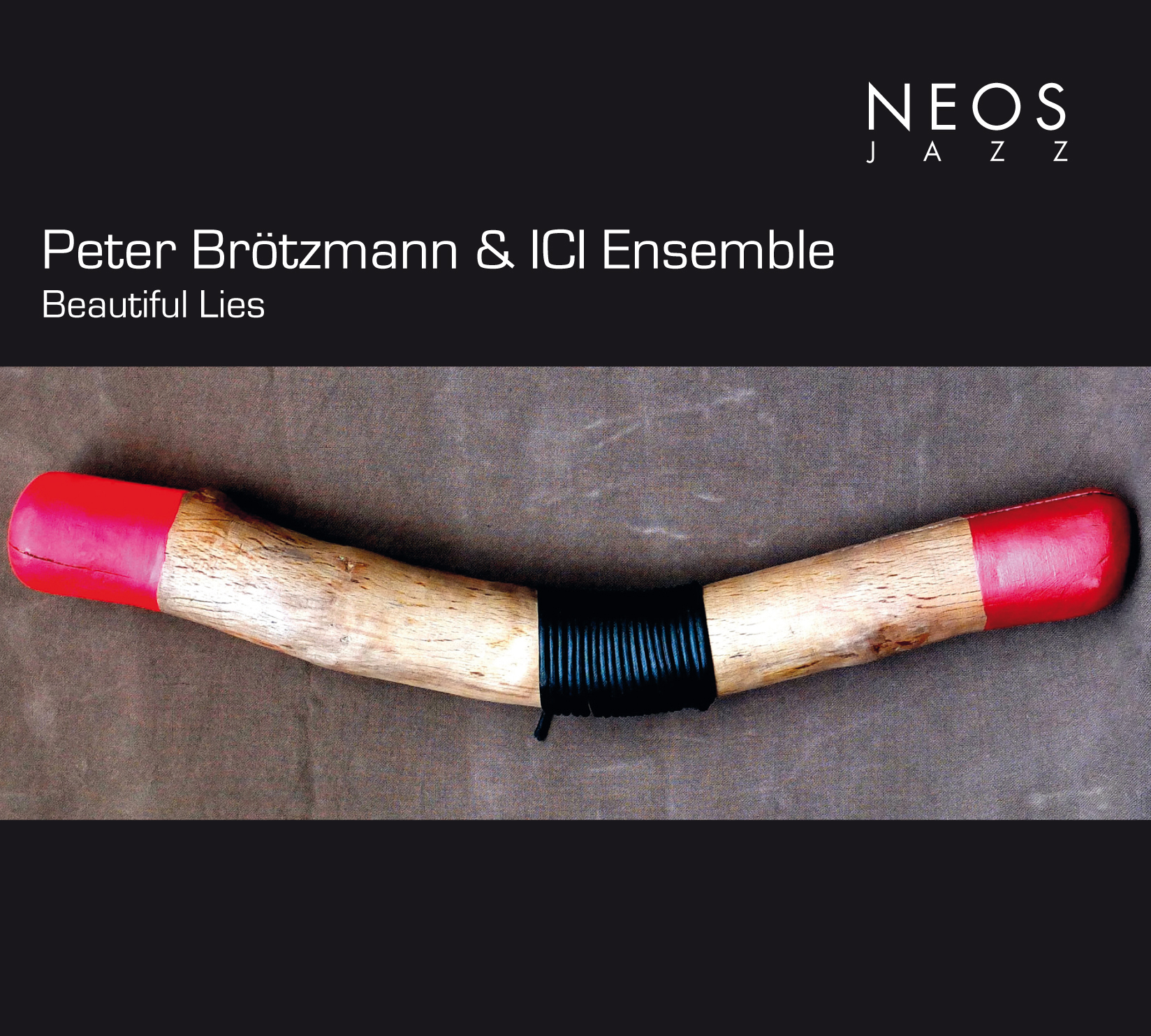 Peter Brotzmann & ICI Ensemble «Beautiful lies»