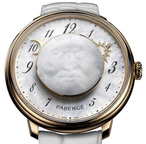 Dalliance Lady Levity, Fabergé
