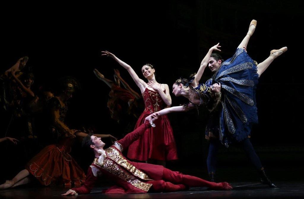 Балет «Опера» (La Scala, 2013)