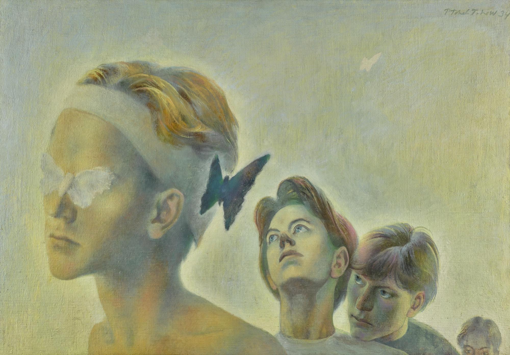 Павел Челищев. Экселсиор, 1934