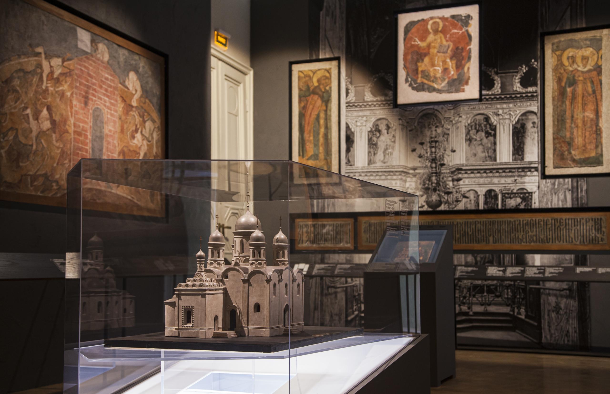 Фото Государственный музей архитектуры имени А. В. Щусева, г. Москва