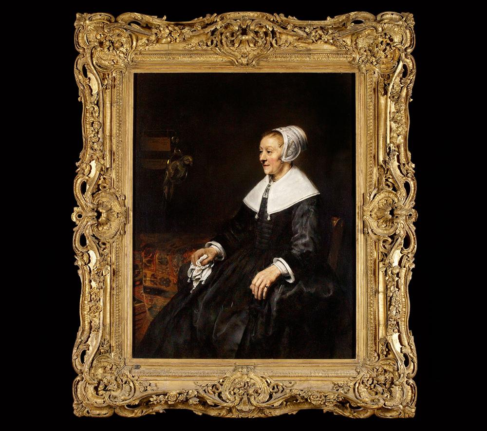Рембрандт. Портрет Катрины Хоогсат, 1657