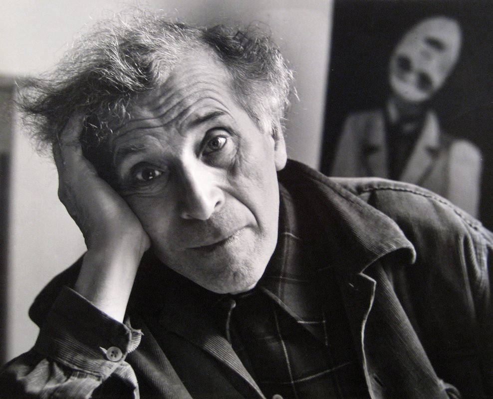 Марк Шагал, 1955