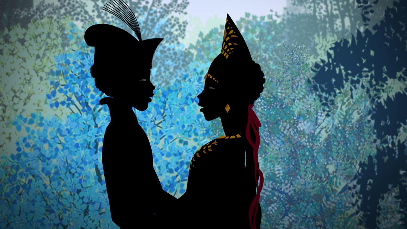 Кадр из мультипликационного фильма «Ivan Tsarevitch et la Princesse changeante» (2016)