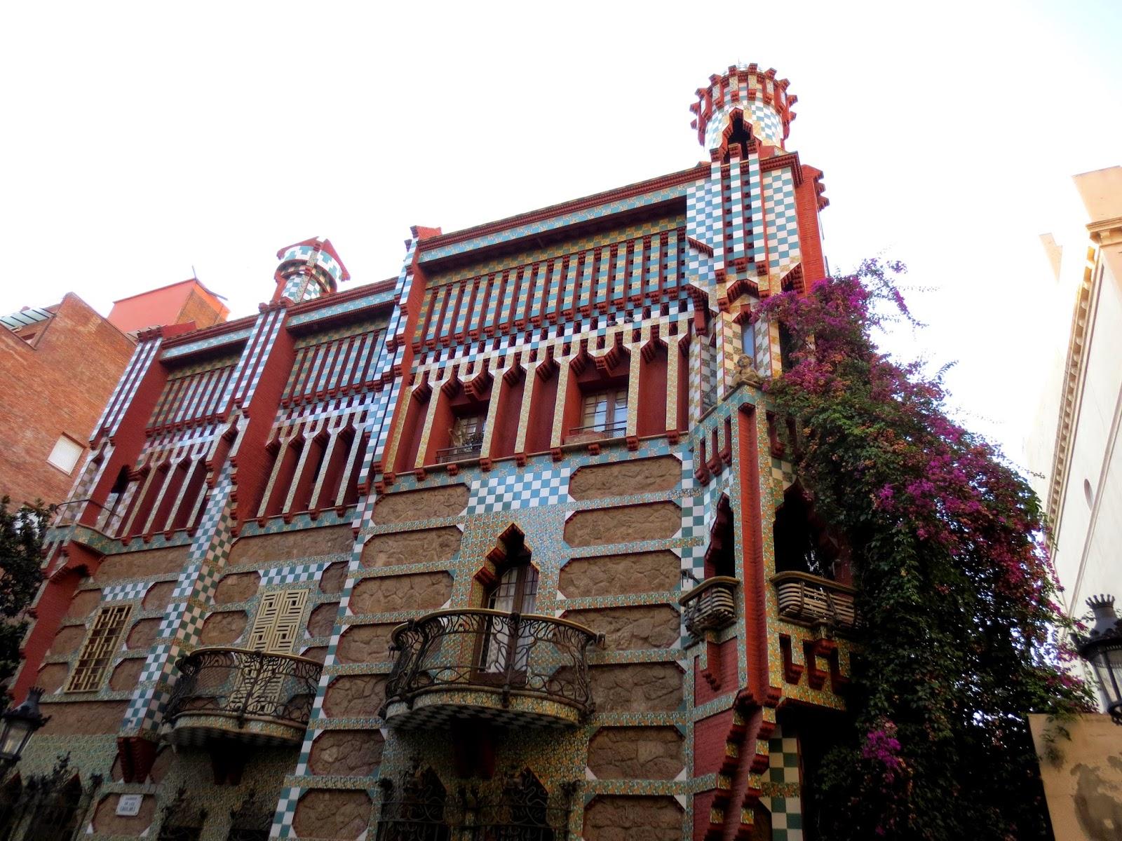 Дом Висенс / Casa Vicens