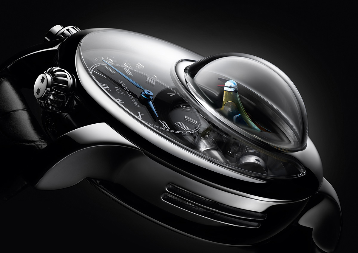 Jaquet Droz / «The Charming Brid» / Grand Prix d'Horlogerie