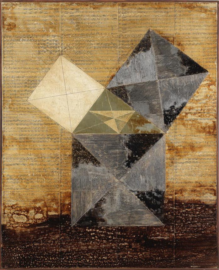 Дмитрий Плавинский. Теорема Пифагора и Бах, 1988