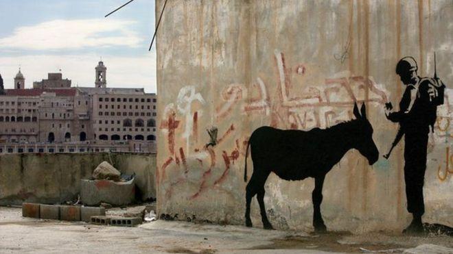 Banksy «Donkey Documents»