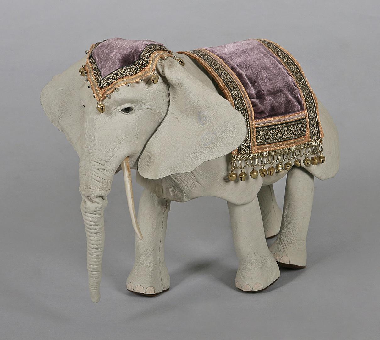 Автоматон «Слон по кличке «Джамбо»». Франция,1880-е, Roullet & P.T. Barnum