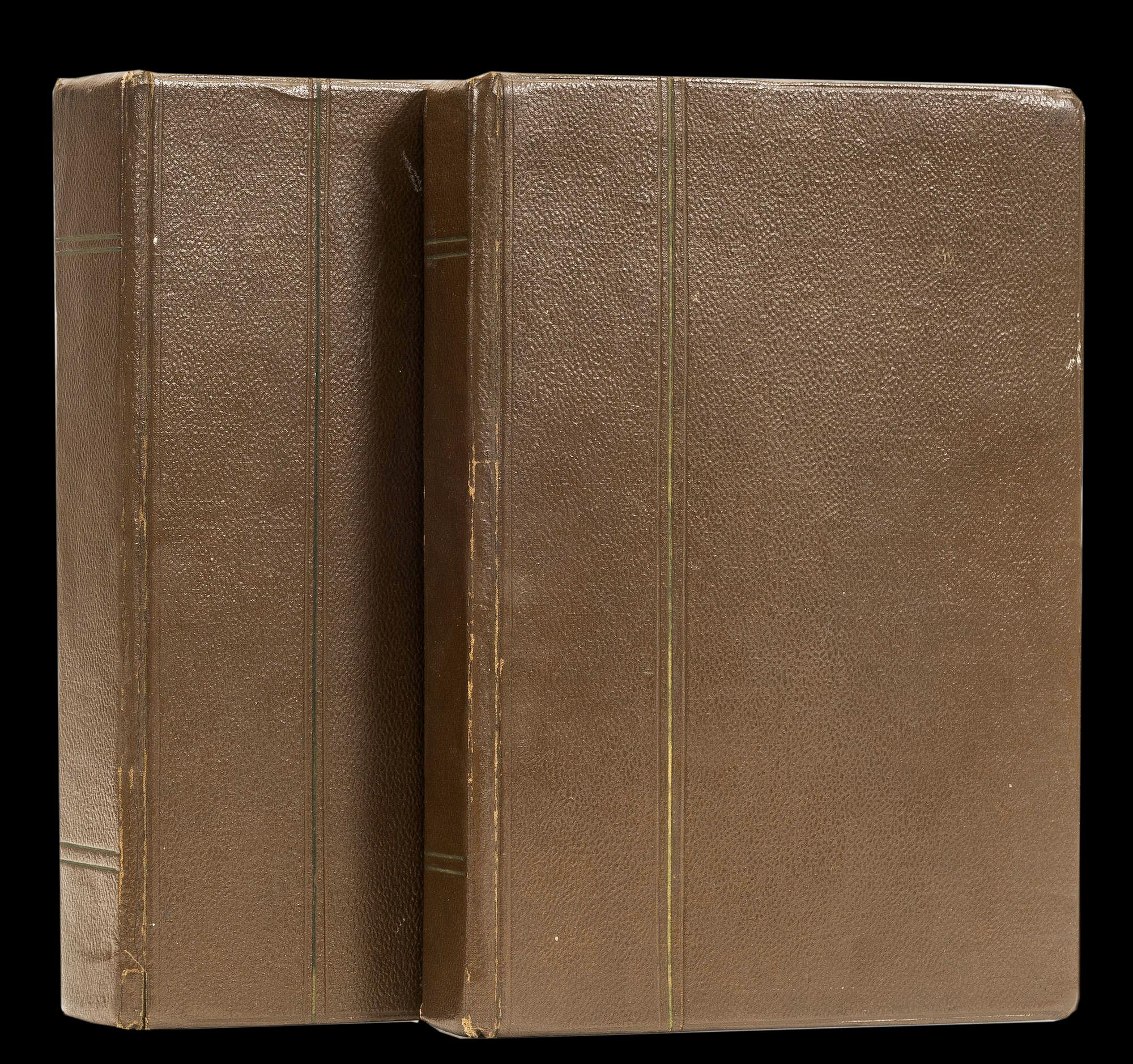 Роман Бориса Пастернака «Доктор Живаго» (обложка, машинописный оригинал, ок. 1956)