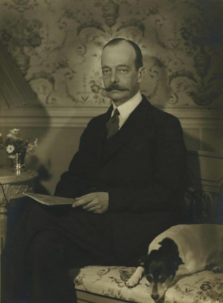 Великий князь Андрей Владимирович, 1930, фотограф Эмиль Маркович