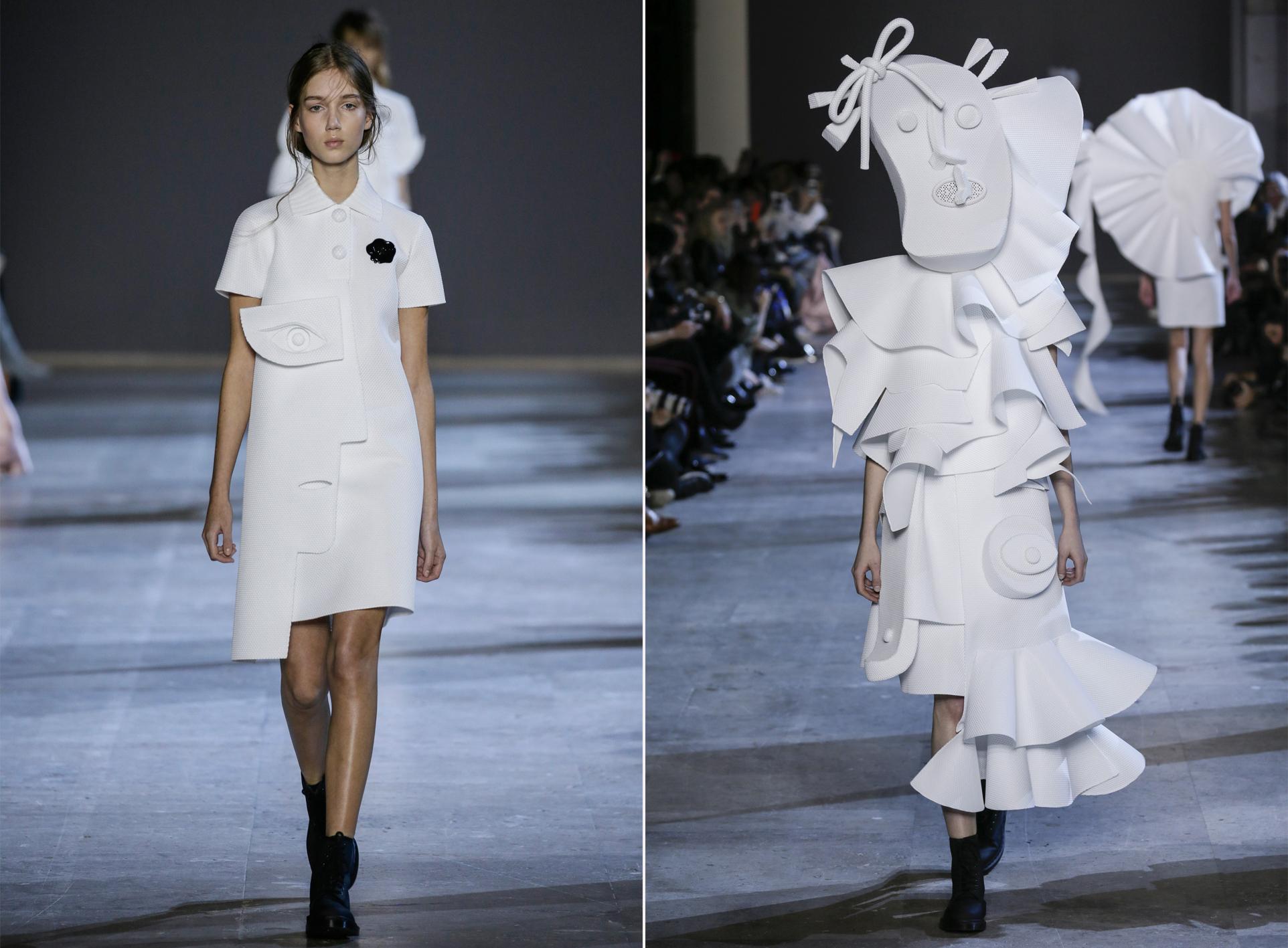Viktor & Rolf Spring 2016 Haute Couture / фото Alessandro Garofalo