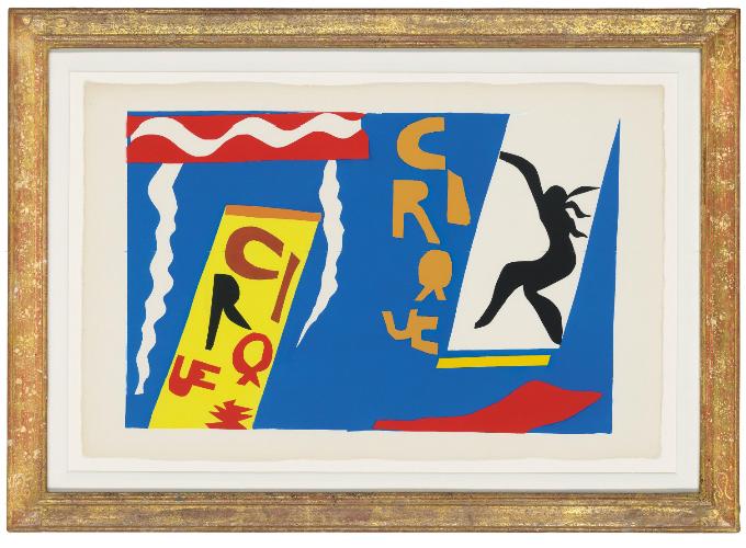 Анри Матисс. «Jazz», 1947