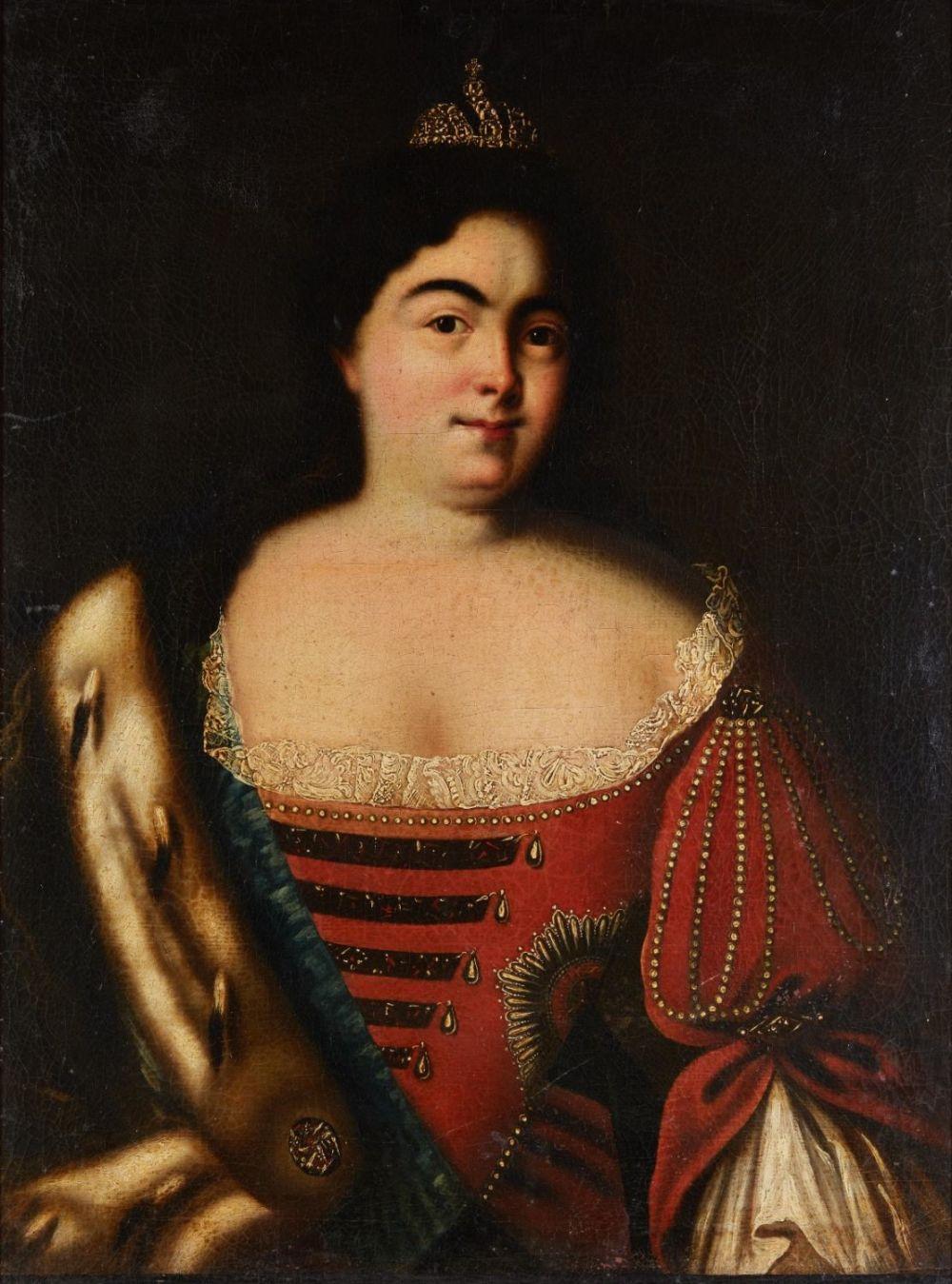 Портрет императрицы Екатерины I