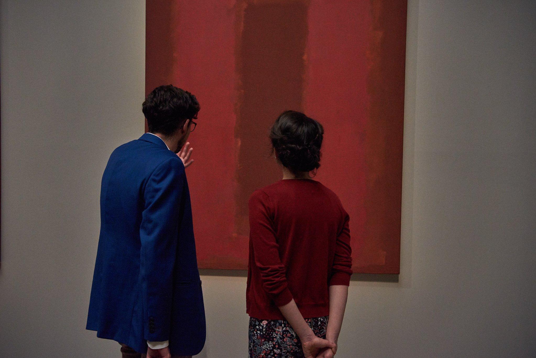 Kate Rothko Prizel & Christopher Rothko/Bildrecht, Wien, 2019