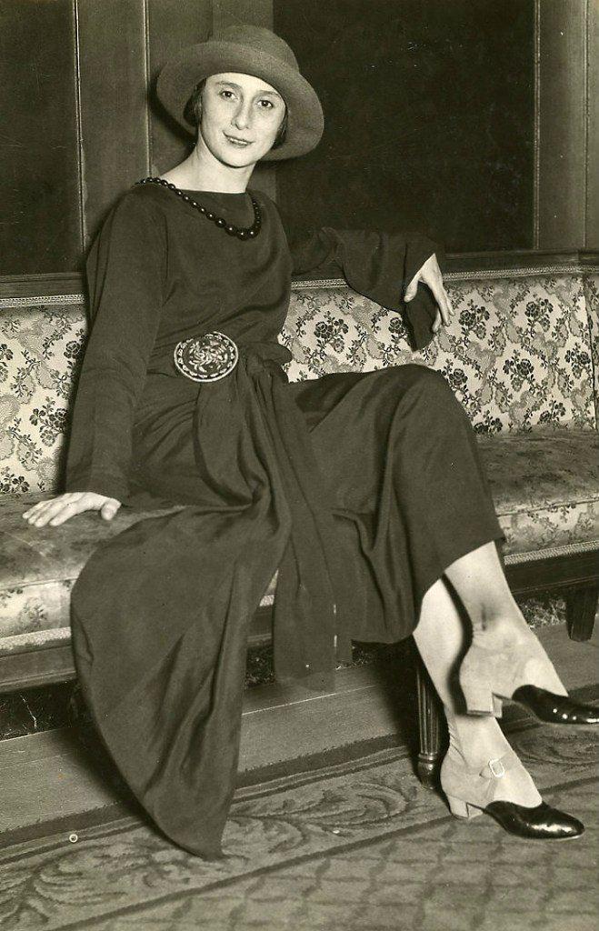 Анна Павлова, 1924