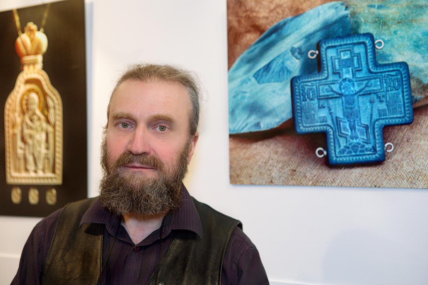 Владимир Михайлов, ювелир