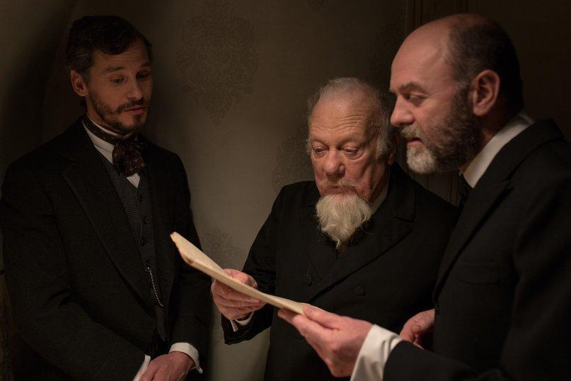 Кадр из фильма «Антон Чехов 1890» (2015) / реж. Рене Фере