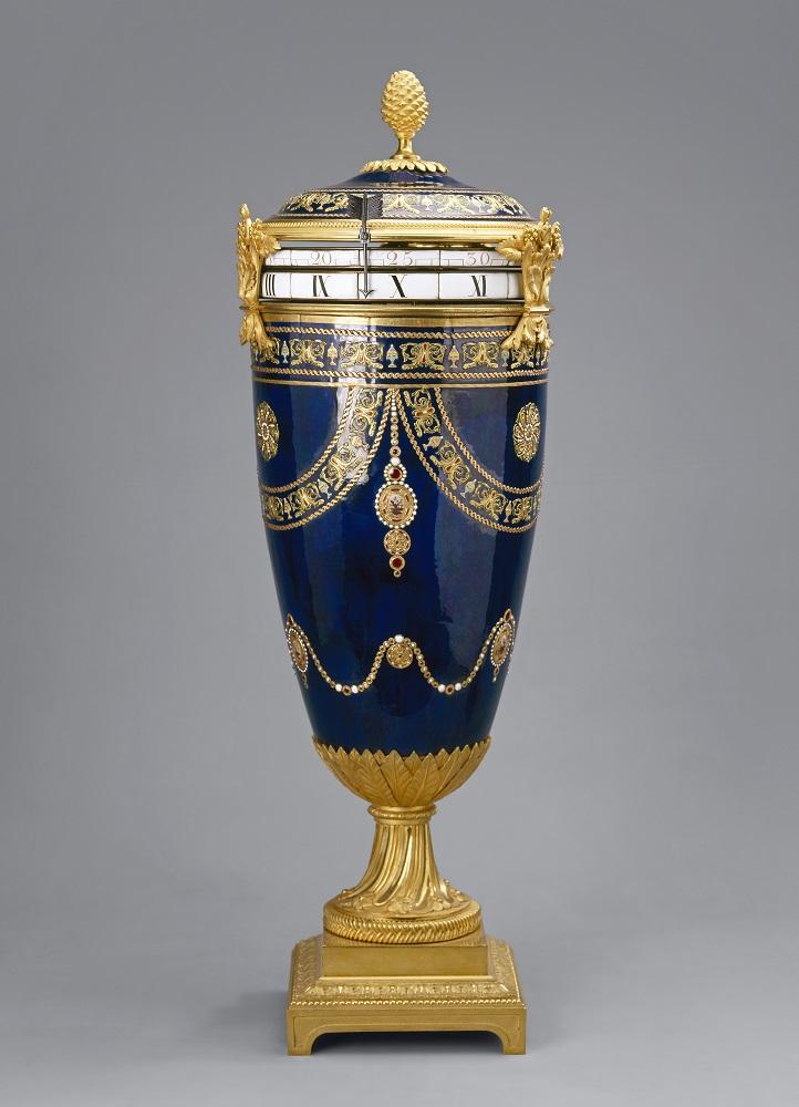 Ваза-часы. Франция, 1780-е гг.